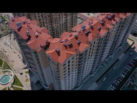 "Embedded thumbnail for ЖК ""Черное море"" в городе Анапа"